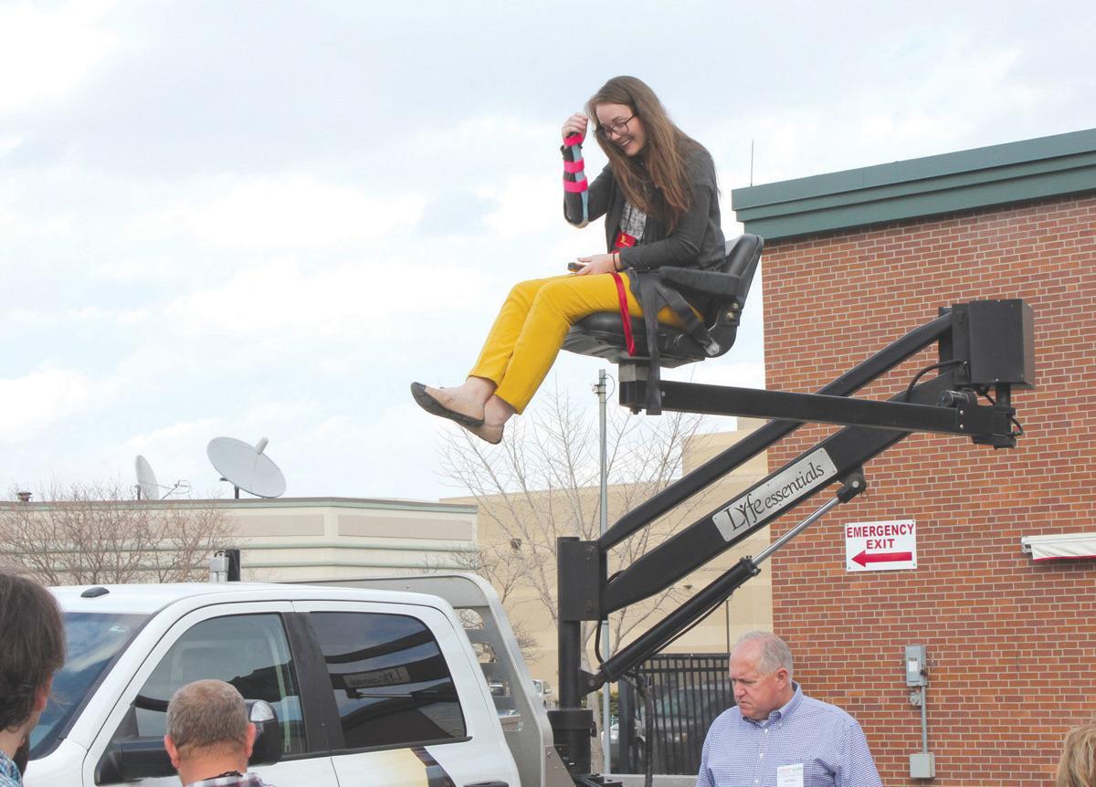 Farm Safety Lift Chair