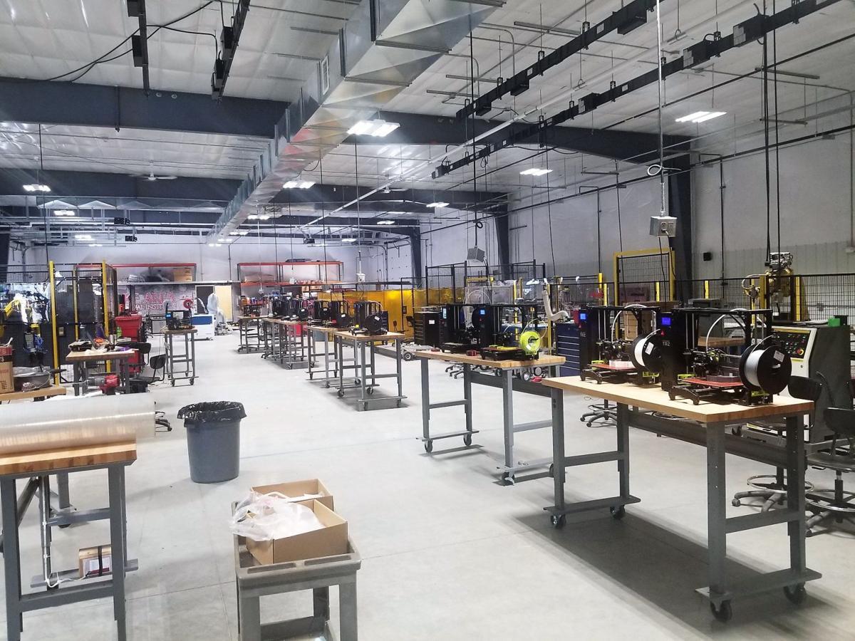 Lake Area robotics lab