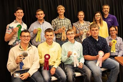 Southwind District sweeps Kansas 4-H livestock sweepstakes