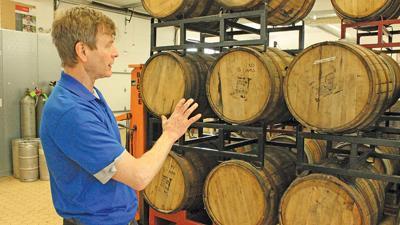 Mead barrels