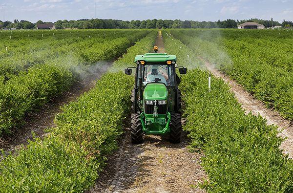 John Deere rolls out new specialty tractor 5115RH
