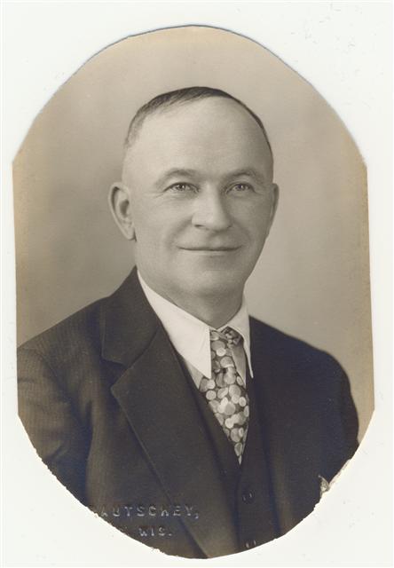 Adolph Strahm, c. 1930