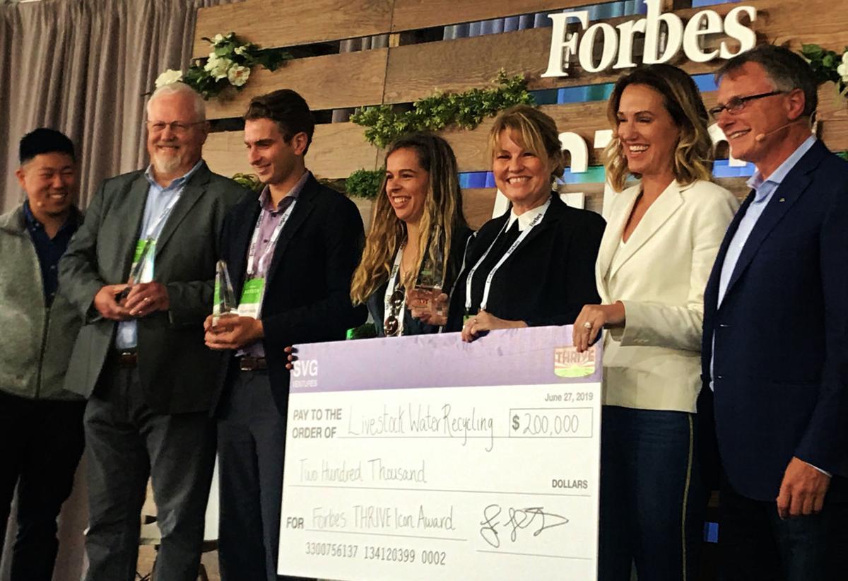 SVG Ventures-Thrive Accelerator startup representatives