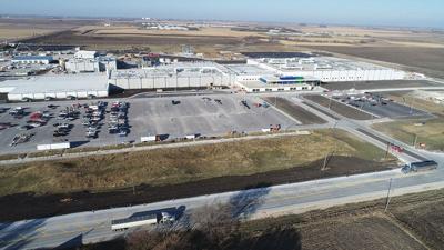 Prestage Foods hog processing facility