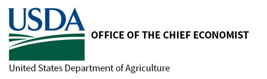 USDA Office of the Chief Economist logo