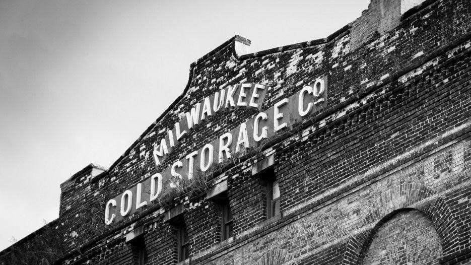 Milwaukee Cold Storage building