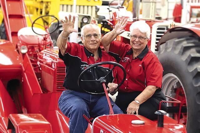 Farmall museum Jerry and Joyce.jpg