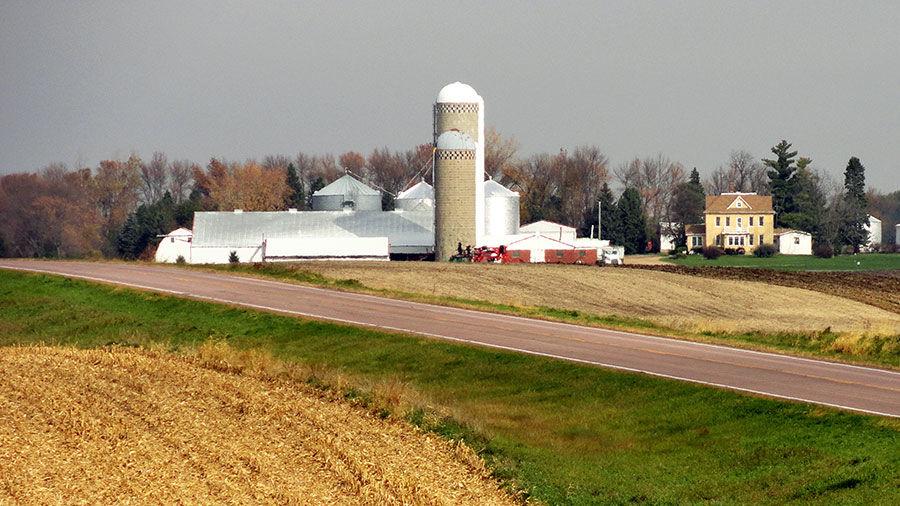USGC farm scene