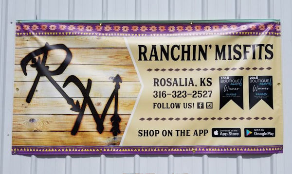 Now That's Rural Ranchin' Misfits
