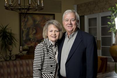 Sherry and Rick Saylor