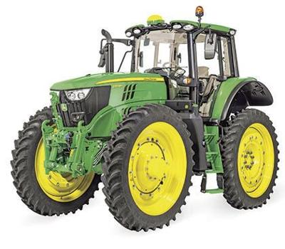 JD 6155MH Tractor