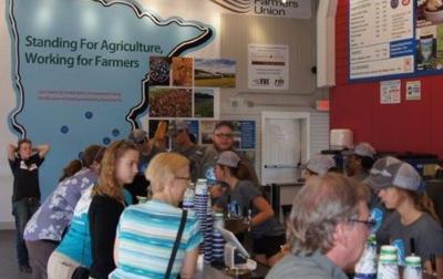 New look at Minnesota Farmers Union Coffee Shop focuses on