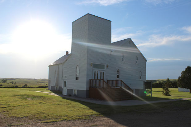 Lowry church