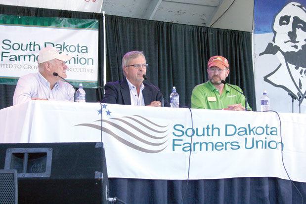 Farm Bill talk