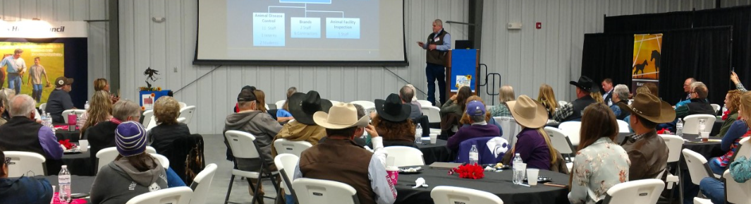 Horse industry's economic impact guided through work of Kansas Horse Council