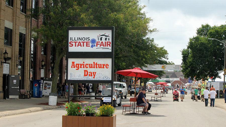 Ag day at the fair