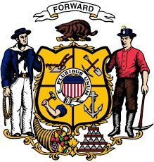 Wisconsin State Coat of Arms