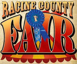 Racine County Fair logo