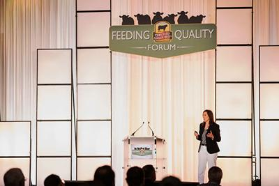 The buzz about beef: Retail meat trends analyst urges cattlemen to join the conversation