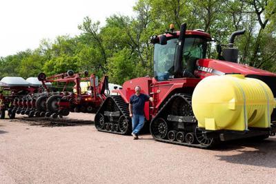 Paul Casper tractor