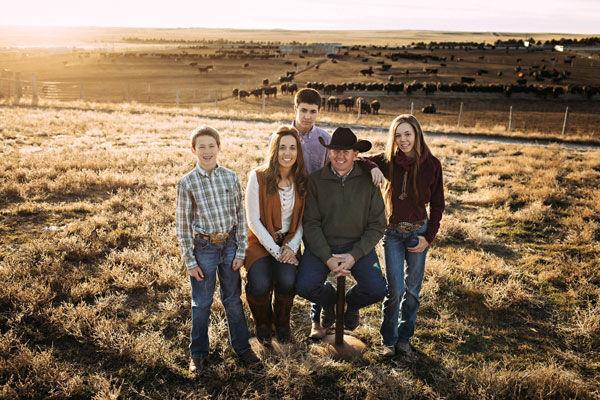 Meyring family