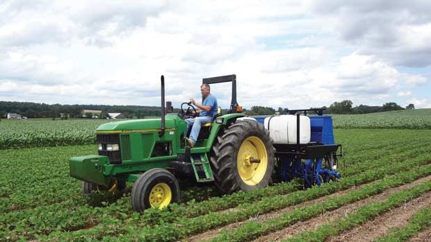 Cover crop tools: Equipment for conservation farming | Crop