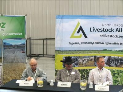 livestock summit panel