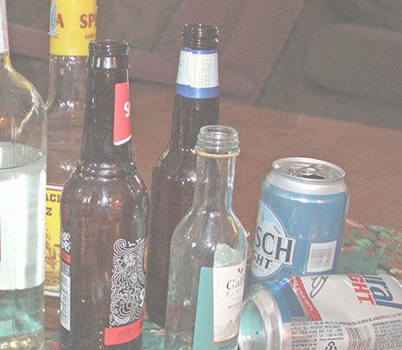 Addiction bottles