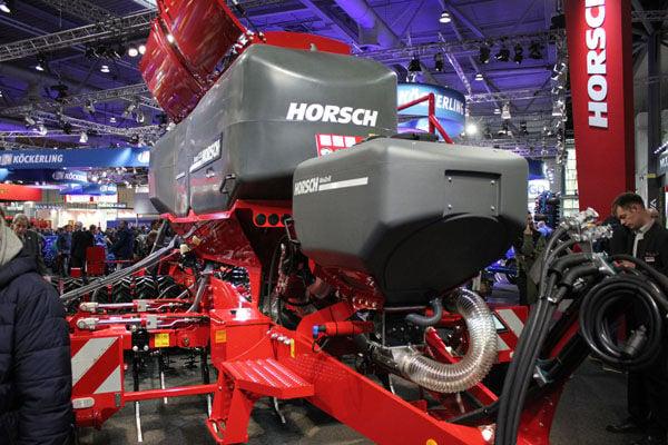 Horsch implement