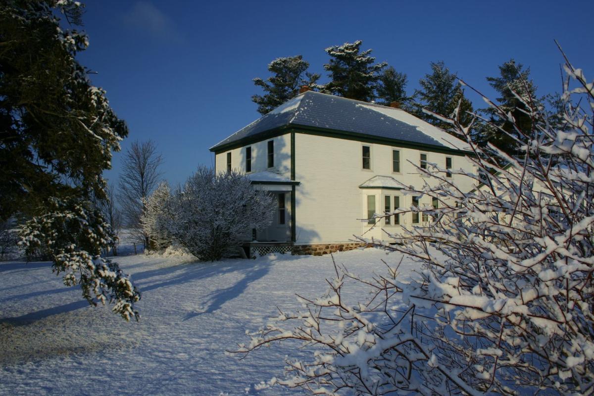 Former-Galbraith farmhouse