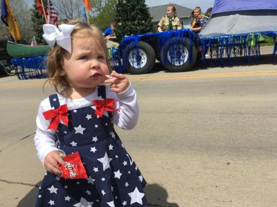 Penelope parade