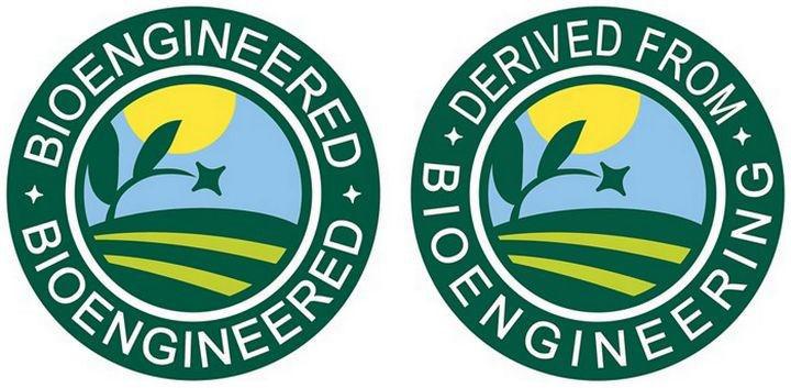 Bioengineered label logo