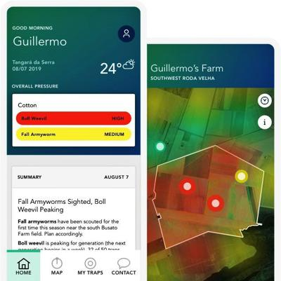 "The ""Arc"" farm-intelligence platform"