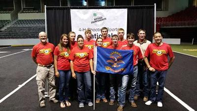 ND 4-h shooting sports national championships