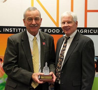 Chuck Hibberd USDA NIFA Hall of Fame