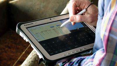 Computer tablet technology