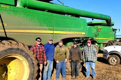 Morog harvest crew