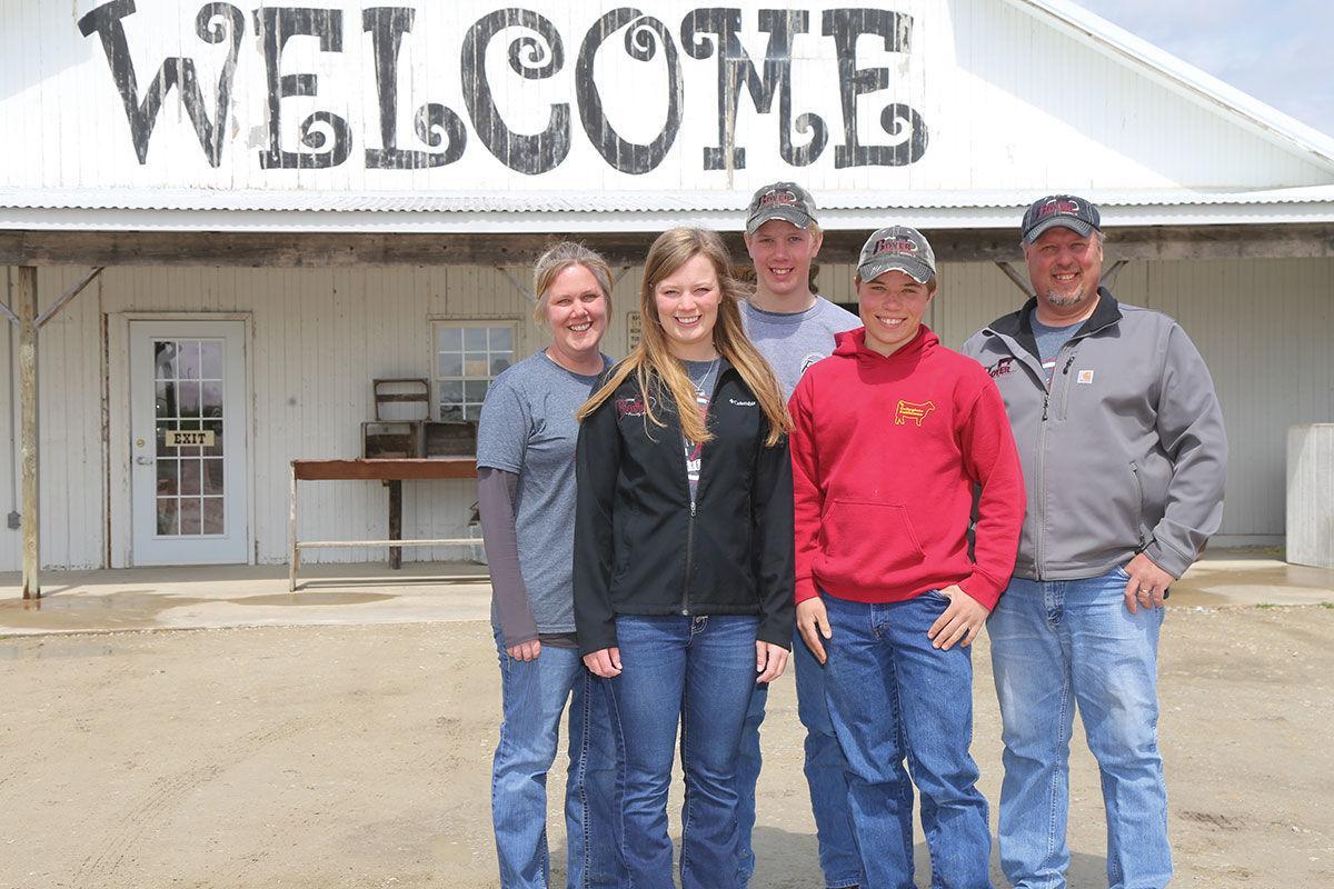 Boyer Family