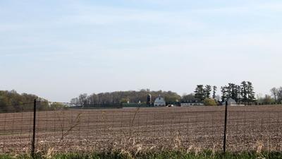 Generic farmland scene