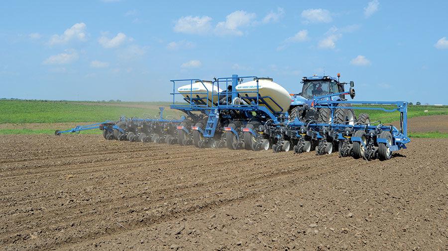 High Speed Planters Aim To Boost Efficiency Crop Agupdate Com