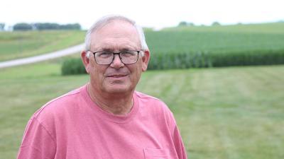 Dennis Liljedahl serves as president of the Iowa Pork Producers Association