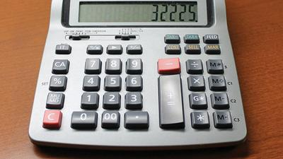 Calculator for Business mgmt