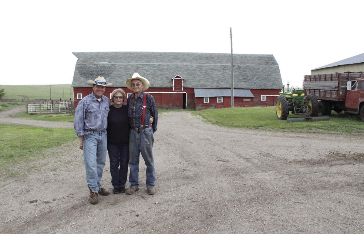 Gann Valley Barn Family
