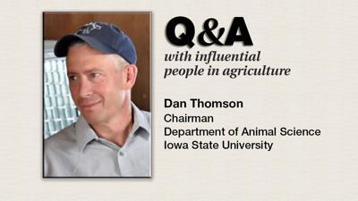 Q & A Dan Thomson