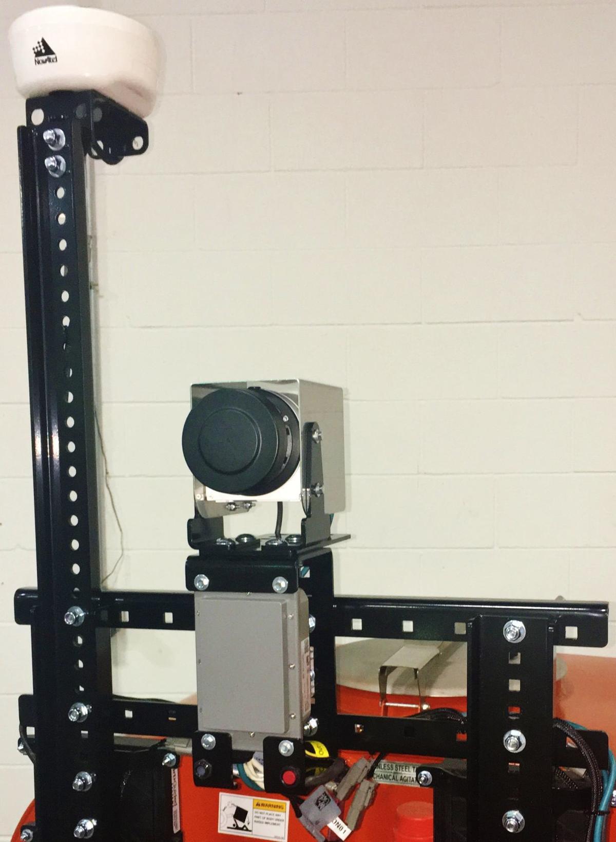 Smart-Apply Intelligent Spray Control System
