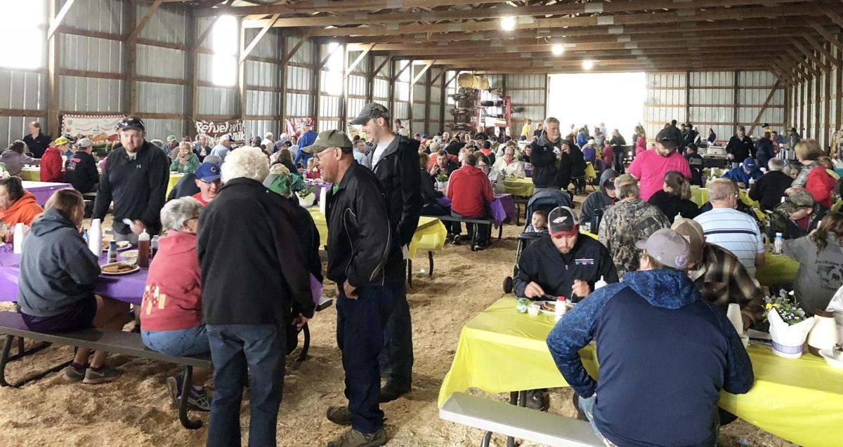 For anyone who has never eaten breakfast on a farm before, this is the month to do it. The tradition of Wisconsin dairy breakfasts is in full swing as part of June Dairy Month.