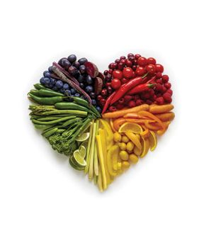 fresh food heart