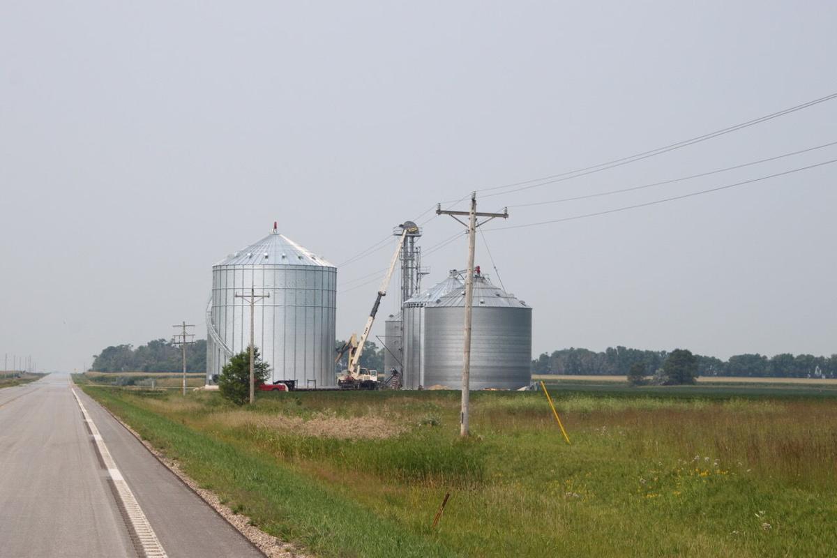 Blume Farms Bin Site