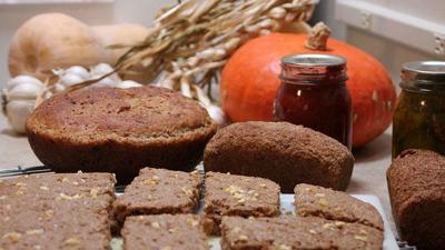 Helen Gunderson bread