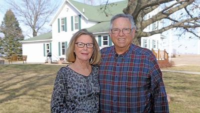 Kathy and Joe Clinton